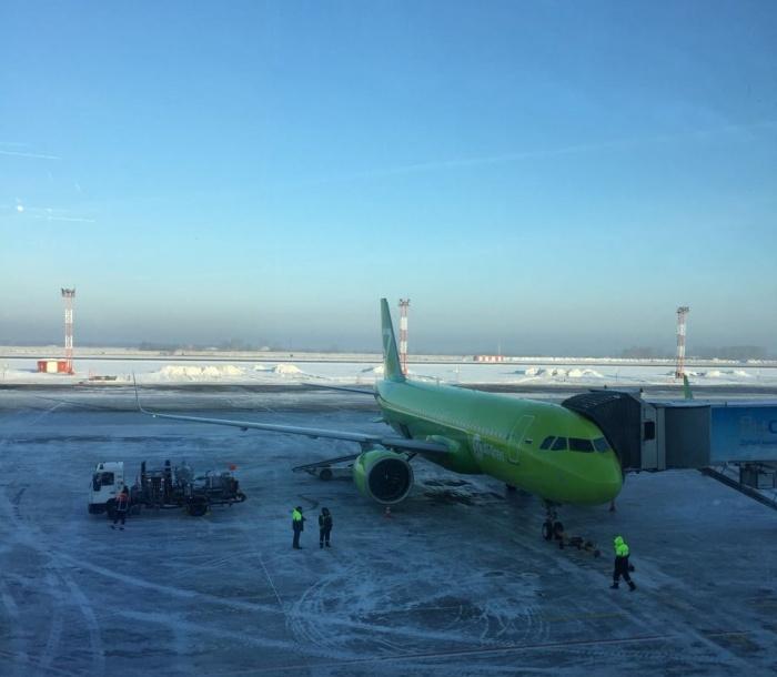 Пассажиры должны были лететь в Бангкок рейсомS7