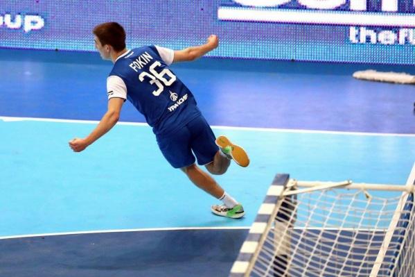 Алексей Фокин стал одним из самых молодых игроков сборной, которая поедет на чемпионат мира