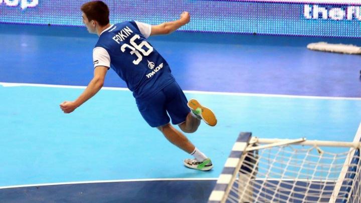 На Берлин: волгоградец Алексей Фокин сыграет на чемпионате мира по гандболу