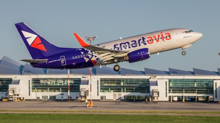Из Ростова-на-Дону запустят новый рейс в Москву