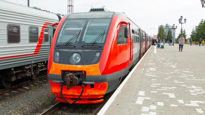 Вместо поездов: в 2020 году в Поморье появятся семь пригородных рельсовых автобусов