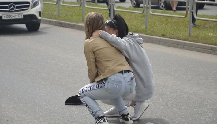Студентка, сбившая насмерть молодого человека на Университетской Набережной, была на Mercedes сестры