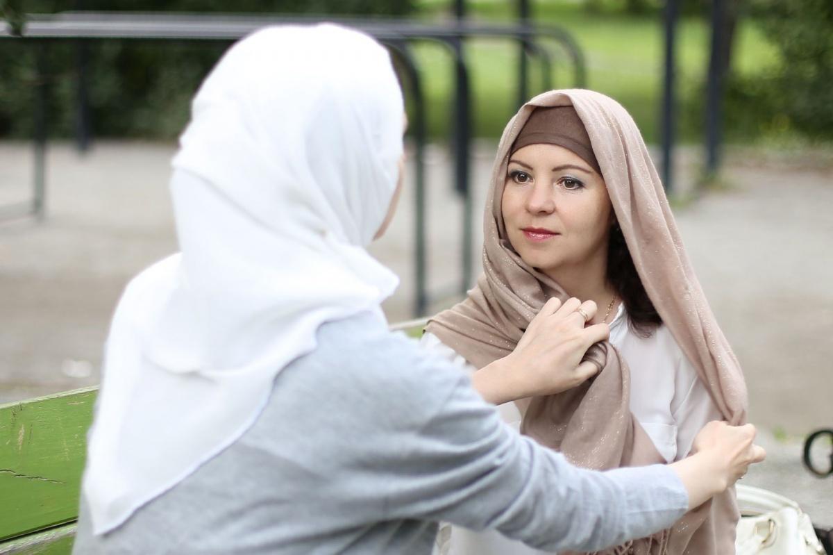 Знакомства С Мусульманками Из Питера