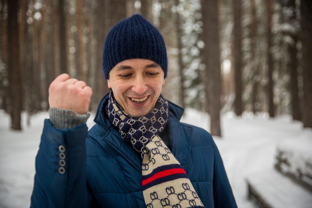 Лучший способ физической нагрузки — это чистка снега, говорит врач