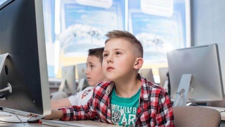 Без зубрежки и нудных уроков: в Волгограде открылись IT-курсы для школьников