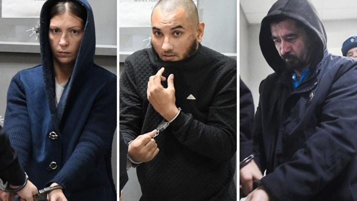 Обвиняемые в убийстве Ксении Каторгиной не стали обжаловать свое заключение в СИЗО
