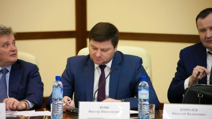 Вместо вице-губернатора: Василий Голубев назначил заместителя по транспорту и строительству