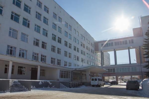 В Уфе в этом году создано 1900 резервных койко-мест в 21 лечебно-профилактическом учреждении