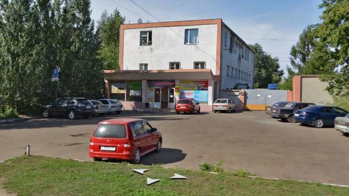На проспекте Маркса решили снести трёхэтажный офисный центр