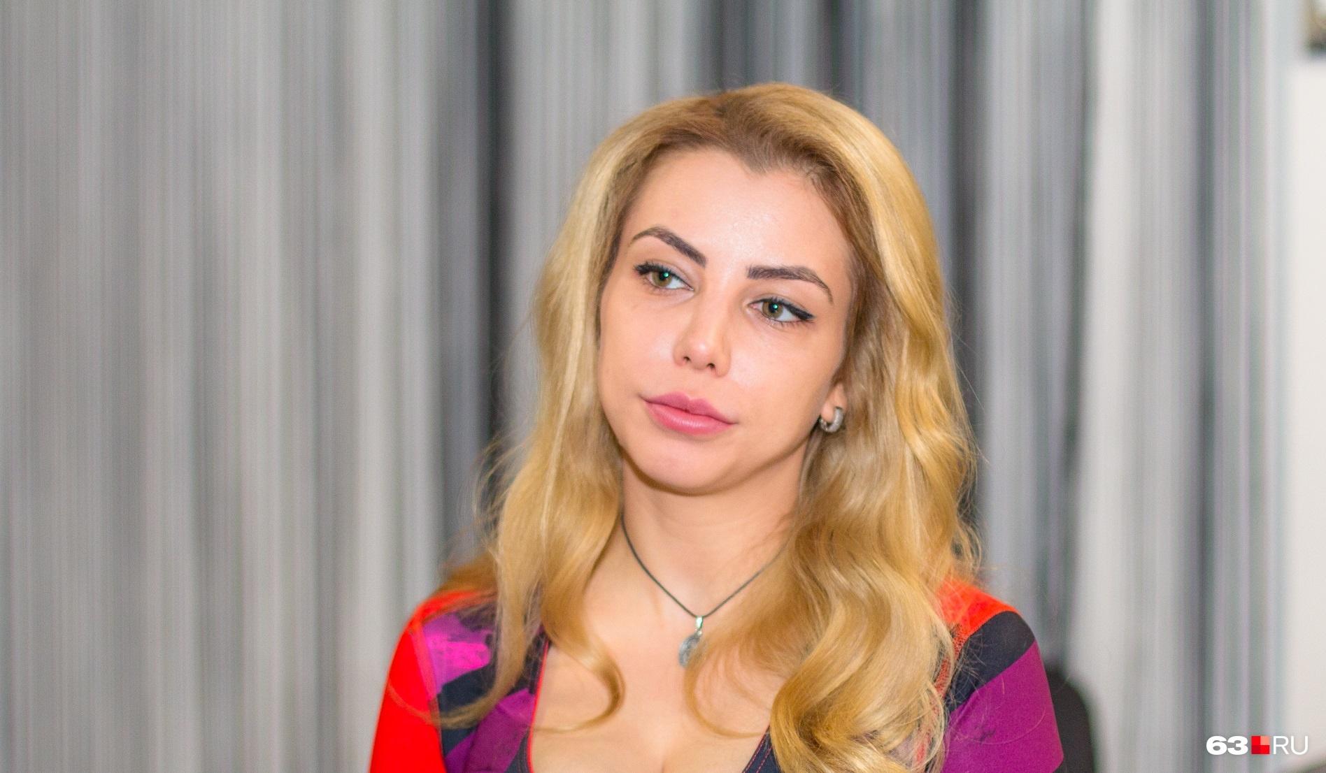Екатерина сокирская самара фото