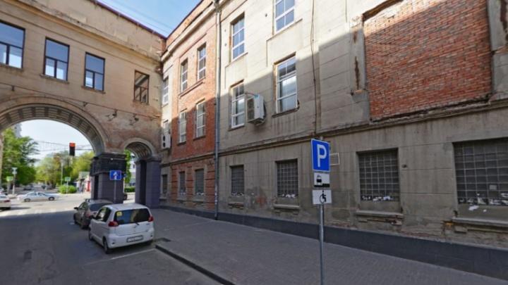 Новая пешеходная зона появится в Ростове в переулке Газетном