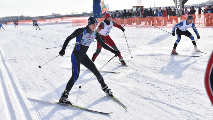 Екатеринбург лишился гонки «Лыжня России»