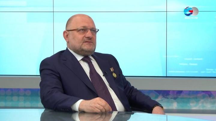 «Нужно защищать своих граждан»: министр Чечни посоветовал волгоградским чиновникам думать о народе