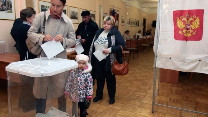 Политические партии определились с кандидатурами на пост губернатора Курганской области