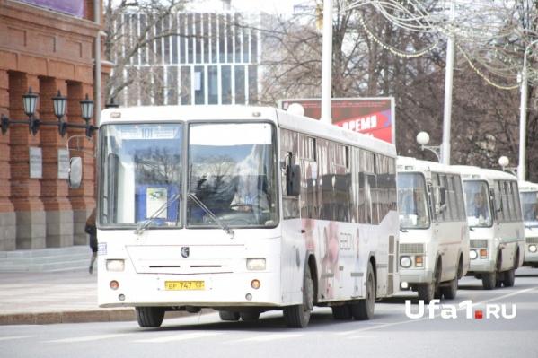 Пассажиры автобуса помочь мужчине ничем не смогли