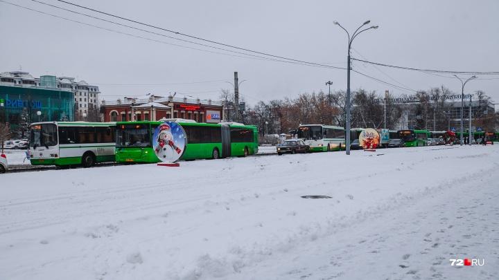 После недельного ремонта открыли движение транспорта по улице Ленина