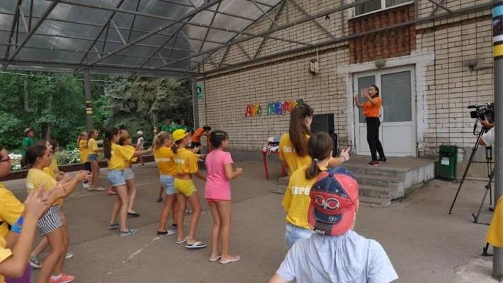 Дети из затопленных районов Иркутска приедут в Самару