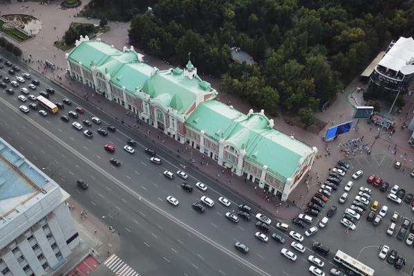 Сибирякпоказал самые знаменитые места Новосибирска