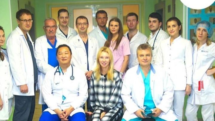 Фигуристка Татьяна Тотьмянина выйдет на лед через три недели после операции в онкоцентре