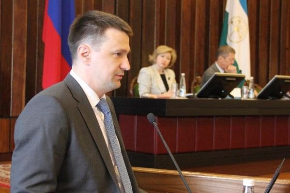 Максим Забелин рассказал о планах правительства