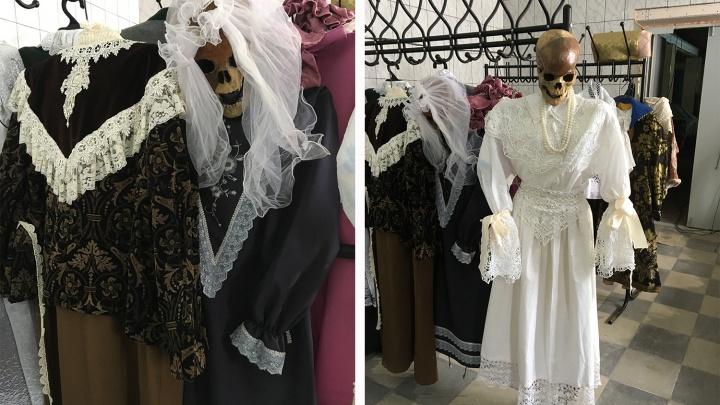 В новосибирском Музеесмерти сделают 80 мумий и скелетов в платьях