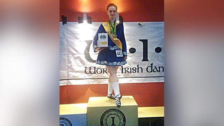 Новосибирская танцовщица обошла 25 соперников на чемпионате в Нидерландах