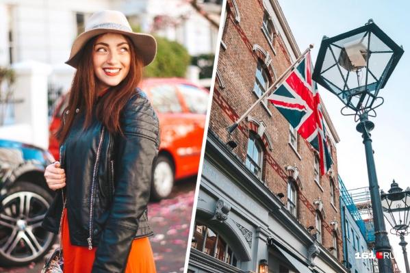 Соня Лившиц сразу почувствовала себя в Лондоне как дома