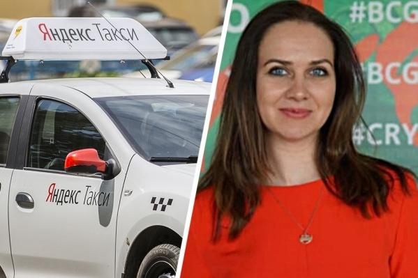 Пропавшая Наталья Устинова оставила свою машину на парковке торгового центра и пересела в такси