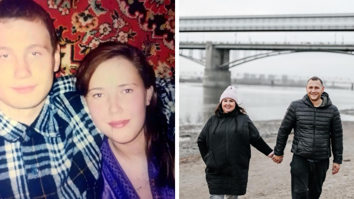 «Он был в моём сердце»: сибирячка вышла замуж через 2 дня после развода за свою школьную любовь