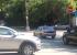 На проклятом перекрестке Эльмаша, где часто бьются машины, вместо светофора установили знак «Стоп»