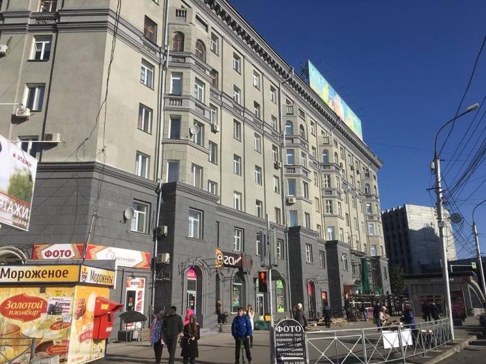 Дом на Красном проспекте, 159 теперь выглядит как новый
