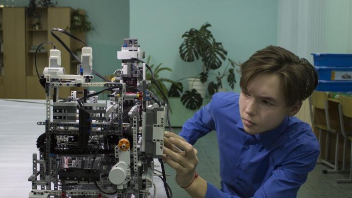 Андрей Косилов: «В стране дефицит технических кадров, а у нас в Рощино — нет»