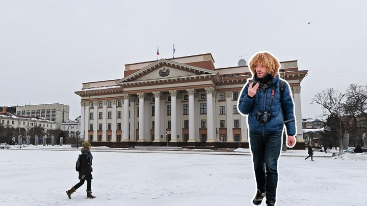 Илья Варламов включил тюменский музей впарад архитектурных уродцев