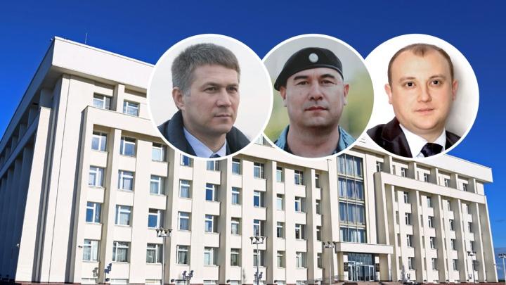 Пресс-секретарь, главный ОМОНа и топ-менеджер строительной фирмы: кто вошел в правительство Башкирии
