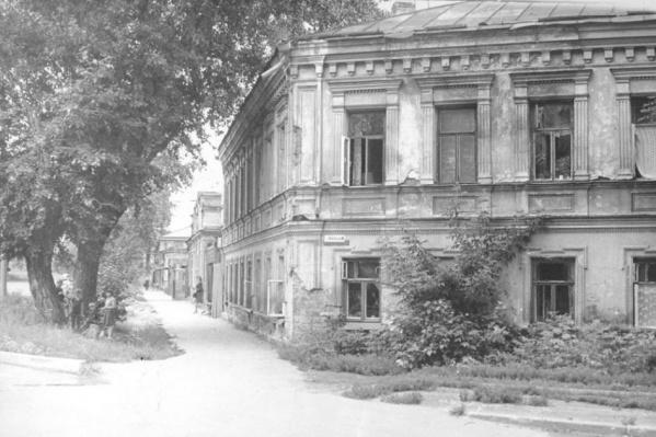 Улица 9 Января, дом 2. 1935 год