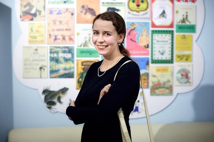 Антонина Малышева —выпускница гуманитарного факультета НГУ