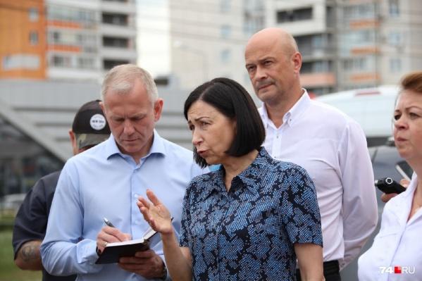 Некоторые свои решения по итогам поездки Наталья Котова запланировала реализовать уже в следующем месяце