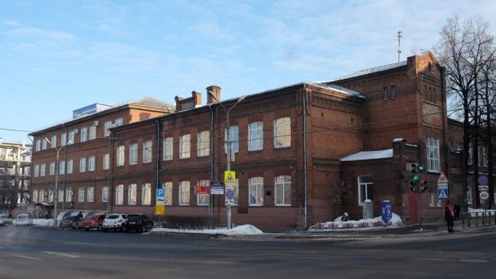В Перми вместо снесенного торгового центра на Попова могут построить школьную спортплощадку