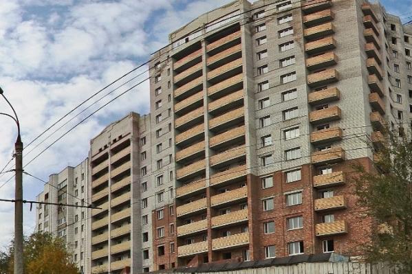 Заброшенные многоэтажки давно стали обычным явлением для Самары
