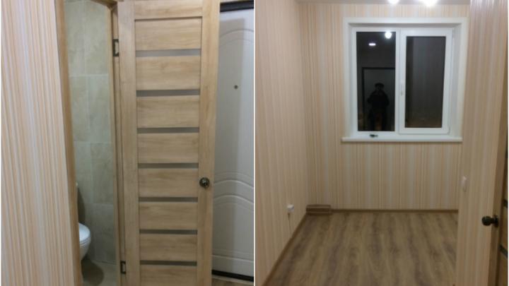 Жилье размером со шкаф: смотрим пермские квартиры площадью 11 метров (да, в таких живут)