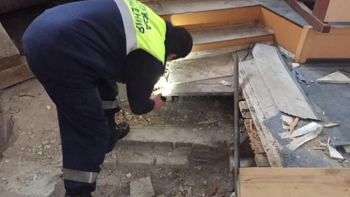 Архангельская областная служба спасения: норма концентрации ртути в СГМУ превышена в 30 раз