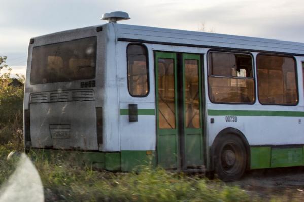 В администрации города заверили, что арендованные автобусы — временная мера