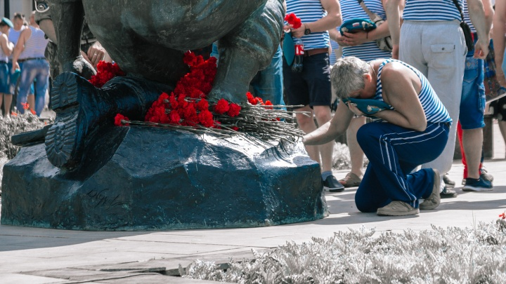 Дань памяти тем, кто не с нами: в Самаре в день ВДВ пройдёт торжественный митинг