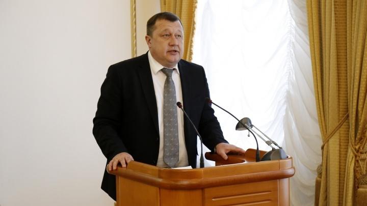 Директор департамента агропромышленного комплекса Курганской области Сергей Пугин ушёл в отставку