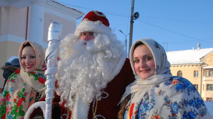 Ёлки, «Пряничные гулянья» и «Праздник валенка»: как Архангельск отметит Новый год и Рождество
