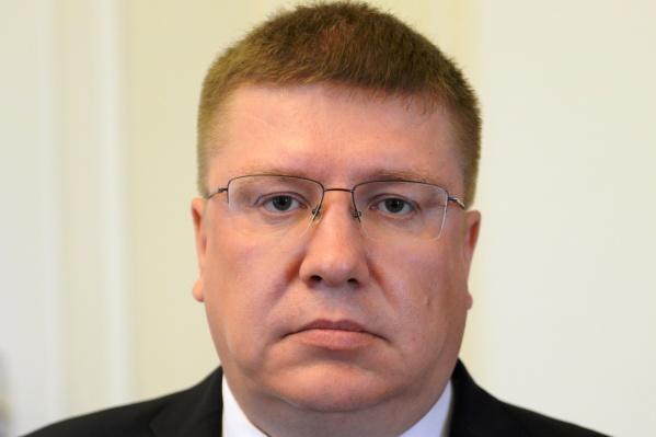 Савченков возглавил омское УФСБ с сегодняшнего дня
