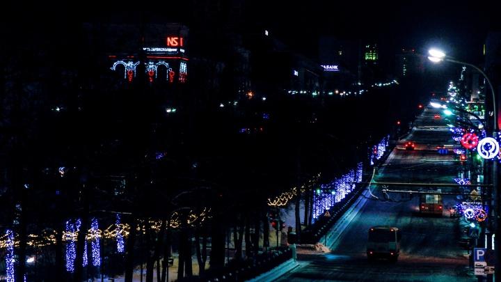 Готовьтесь фотографировать. К Новому году улицы Перми украсят996 светоиллюминационных объектов