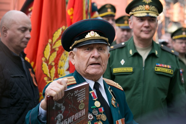 Дмитрий Бакуров — почётный житель Новосибирска