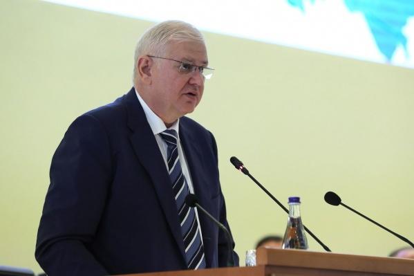 В Министерстве строительства рассказали, что на очереди в Ростовской области на землю находится 5700 семей