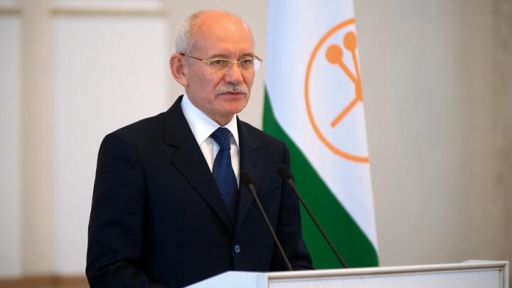 Рустэм Хамитов подписал распоряжение о проведении Международных детских игр